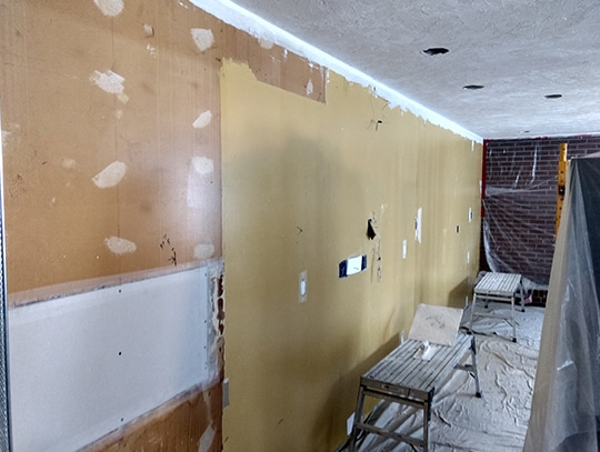 plaster repair erie pa